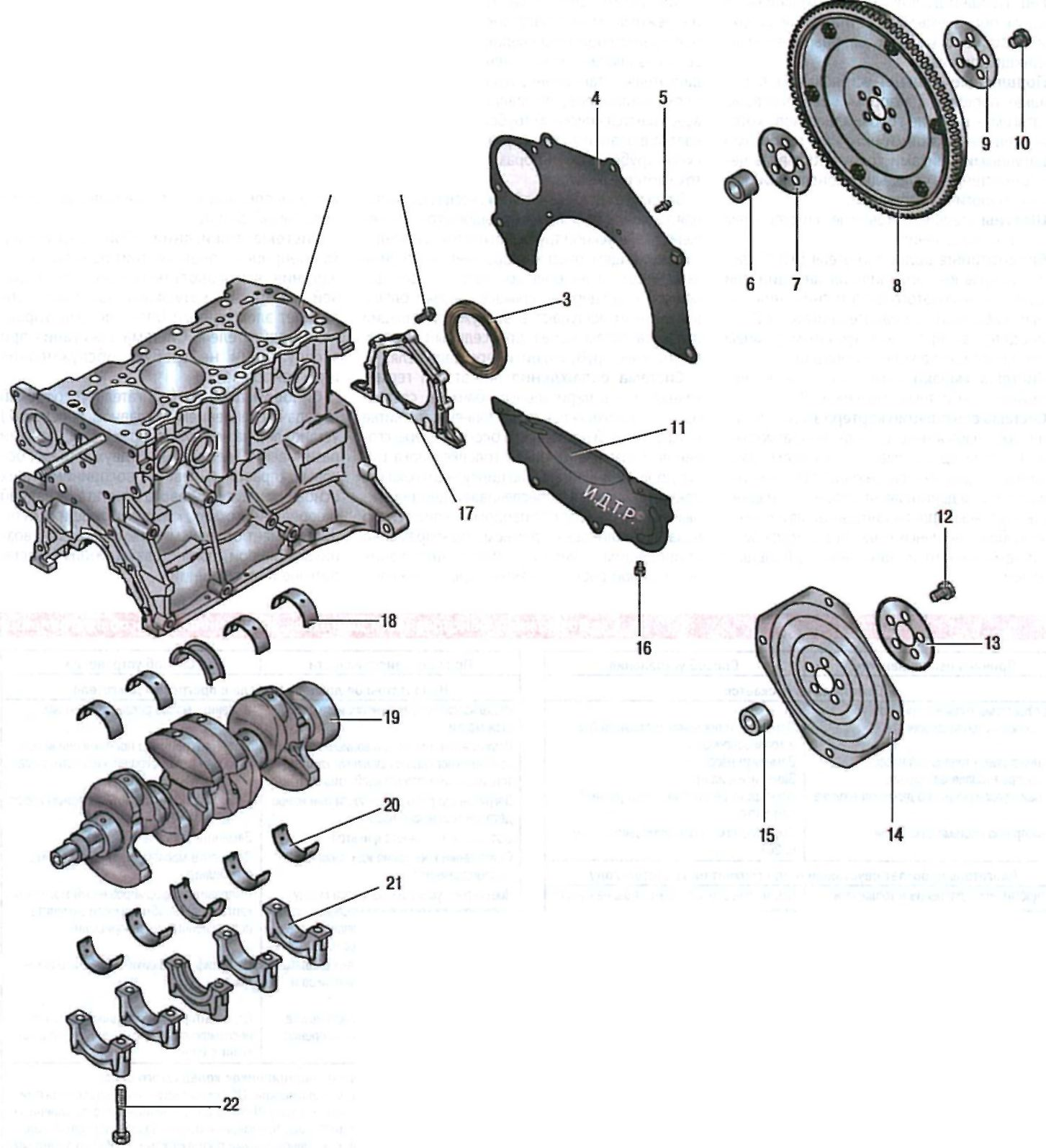 Схема вариатора лансер 10
